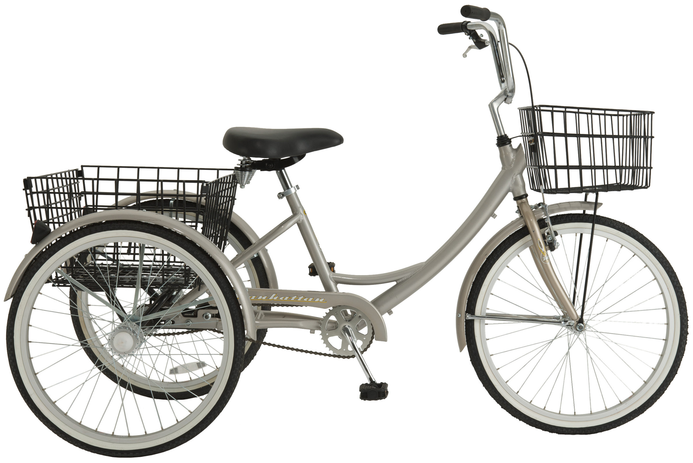 Selecting a Adult Tricycle